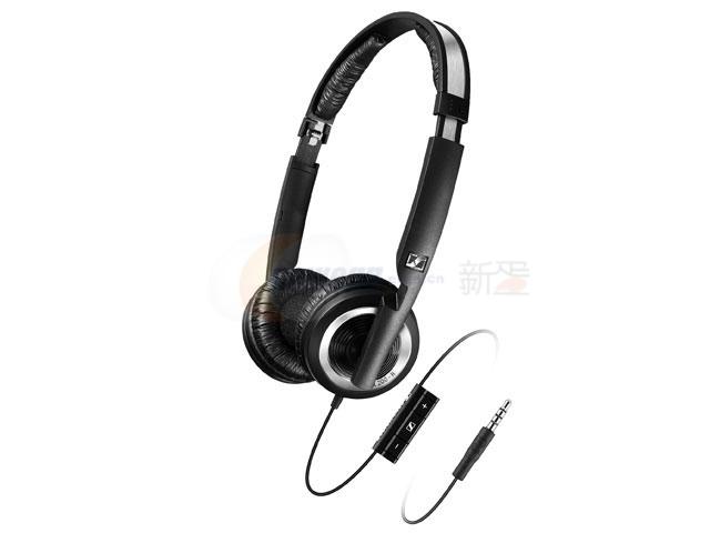 sennheiser 森海塞尔 px200iii 头戴式耳机 iphone专用版 集成麦克风图片