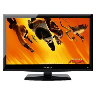熊猫(panda) 22寸 led液晶电视 le22m19 黑色