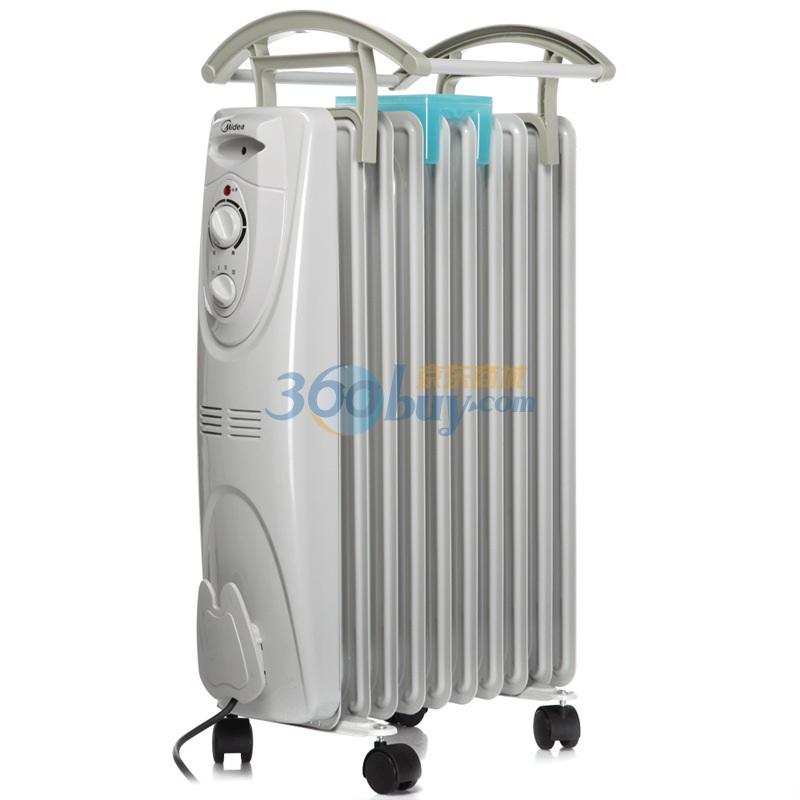 美的(midea)ny20er-10j充油式取暖器