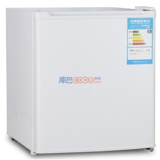 奥马(homa)单开门冰箱bc-46a(白色)价格