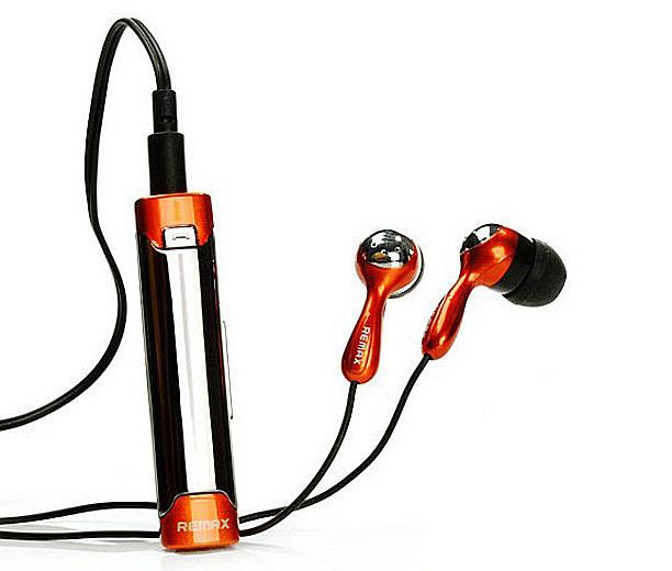 remax立体声蓝牙耳机 m3 橙色