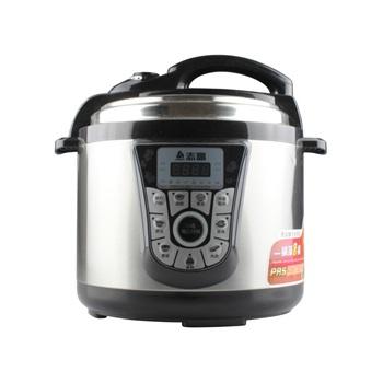 志高电压力锅不锈钢ybw50-90a3(gz-2)