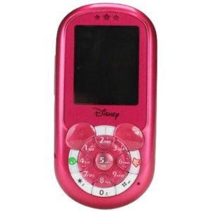 迪士尼m22儿童手机(红色)