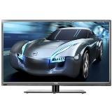 TCL L43F3310-3D 43英寸 快门3D 直下式LED液晶电视 全高清 超窄边(蓝灰色)